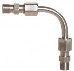 7520.HF.SPN11.E - ELBOW coupling for HF-SPN11, 58 mm, 90° angle, WL27338