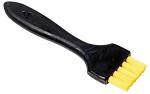WARMBIER - 6104.Y.106 - ESD brush hard, yellow nylon bristles 38 mm, conductive, WL32892