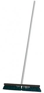 WARMBIER - 6101.500.N - Kehrbesen mit Aluminiumstiel, B =500 mm, WL26853