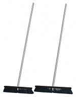 WARMBIER - 6101.400.N - Broom with aluminium handle, W =400 mm, WL21090