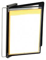 WARMBIER - 5600.100 - ESD wall bracket with 10 swivel panels, TARIFOLD IDP-STAT, WL22205