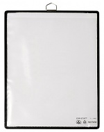 WARMBIER - 5600.325 - ESD hanging boards, DIN A4 TARIFOLD IDP-STAT, transparent, 10 pieces, WL25474