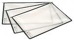 WARMBIER - 5600.324 - ESD Swivel panels, DIN A4 TARIFOLD IDP-STAT, transparent, 10 pieces, WL23770