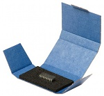 WARMBIER - 5510.902 - ESD shipping box SAFESHIELD, 95 x 30 x 15 mm, incl. 6 mm PE foam, WL20987