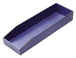 WARMBIER - 5510.195 - ESD SAFESHIELD Lagerbox, flachliegend für IC-Stangen, 630 x 195 x 95 mm, WL20994