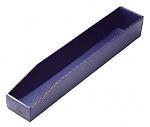 WARMBIER - 5510.095 - ESD SAFESHIELD Lagerbox, flachliegend für IC-Stangen, 630 x 95 x 95 mm, WL20993