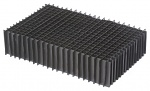 WARMBIER - 5420.G1.80 - ESD standard compartments for storage containers 600x400mm, 553x353x80mm, WL27434
