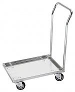 WARMBIER - 5390.1198 - ESD transport trolley, 1 shelf, 150 kg, 615x410 mm, WL20746