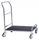 WARMBIER - 5390.510 - ESD transport trolley, 1 floor with ESD groove profile covering, 540x950 mm, WL20745