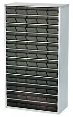 WARMBIER - 5380.LK.1.60 - Schubladenmagazin mit 60 Schubladen, 306x552x150 mm, WL32246