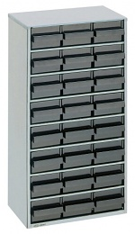 WARMBIER - 5380.LK.1.24 - Drawer magazine with 24 drawers, 306x552x150 mm, WL32244
