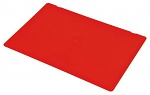 WARMBIER - 5311.R.43 - ESD IDP-STAT Hook cover, conductive, red, 400x300 mm, WL23921
