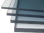 WARMBIER - 5233.DPC300.6 - ESD polycarbonate sheet, transparent, conductive, 2000 x 1000 x 6 mm (3 Pl./VPE), WL35091
