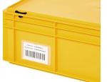WARMBIER - 5221.4.IDP.250 - Etikettentasche IDP-STAT® PVC beidseitig IDP-STAT, WL25426