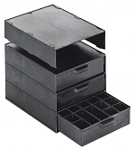WARMBIER - 5150.815 - Drawer cabinets with 4 drawers, 266x365x305 mm, WL21033