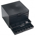 WARMBIER - 5150.830 - Drawer cabinets with 6 drawers, 273x265x187 mm, WL19107