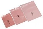 WARMBIER - 3120.330 - ESD PERMASTAT Packaging bag, pink, 80 x 120 x 0.1 mm, WL20902