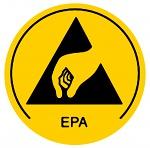 WARMBIER - 2850.10 - EPA-Aufkleber, rund 10 mm Durchmesser, WL30516