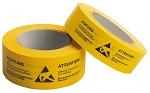 WARMBIER - 2800.T.3866 - Paper tape, yellow, 38 mm x 66 m roll, German/English, WL24980