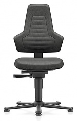 BIMOS - 9030E-9801-3001 - ESD Chair NEXXIT 1, with glider, Duotec black, without handles, WL43919