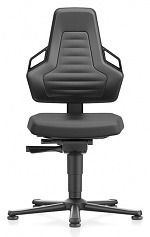BIMOS - 9030E-2000-3218 - ESD chair NEXXIT 1, with glider, integral foam, ESD handles, WL43866