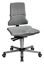 BIMOS - 9823E/1100 - ESD Stuhl Sintec 2 mit Rollen,  Synchrontechnik, WL31096