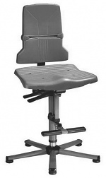 BIMOS - 9821E/1100 - ESD chair Sintec 3 with glider and climbing aid, synchronous technology, WL31097