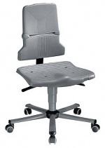 BIMOS - 9803E/1100 - ESD chair Sintec 2 with castors, permanent contact, WL31094