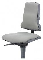 BIMOS - 9876-6811 - Sintec interchangeable upholstery, with lumbar support fabric Duotec grey, WL40196