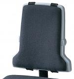 BIMOS - 9875E-9801 - ESD Sintec Interchangeable upholstery fabric Duotec, black, WL31102