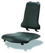 BIMOS - 9875E-2571 - ESD Sintec Interchangeable pad Skai imitation leather, black, WL31101