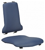 BIMOS - 9875-6902 - Sintec interchangeable upholstery imitation leather, blue, WL40191