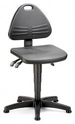 BIMOS - 9603-2000 - Work chair Isitec 1 with glider, integral foam, WL40286