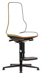 BIMOS - 9561-9999-3279 - Neon 3 work chair glider and climbing aid, Flexband orange, permanent contact, WL40153