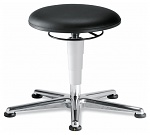 BIMOS - 9467R-2571 - Cleanroom stool 1, black, WL33456