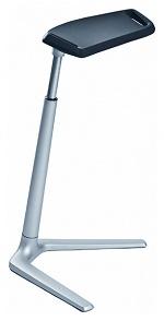 BIMOS - 9144-2000 - Stehhilfe Fin, Aluminium-Standfuß, schwarz, WL40490