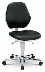 BIMOS - 9140-2571 - ESD Chair Cleanroom Basic 2 with castors, permanent contact, WL33459