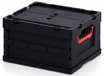 ESD FBD 43/22 - ESD Faltbox mit Deckel, 400x300x220 mm, WL45478