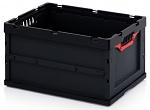ESD FB 64/32 - ESD Faltbox ohne Deckel, 600x400x320 mm, WL45464