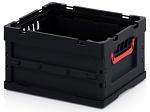 ESD FB 43/22 - ESD Faltbox ohne Deckel, 400x300x220 mm, WL45568