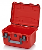 CP 4322 - Protective case Pro, empty, red, 400x300x223 mm, WL45333
