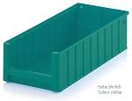 RK 5214-6024 - Shelf box, 500 x 234 x 140 mm, traffic green, WL39688