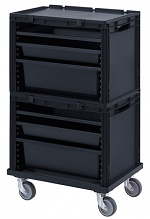 ESD SB.S2+ - ESD drawer container complete system, WL35428