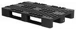 ESD LP 86 - ESD light pallets with safety edge, 800x600x130 mm, WL26631