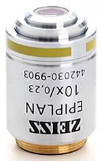 ZEISS - Lens Epiplan 10x/0,23 - Lens Epiplan for Primotech, WL32956