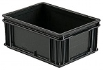 21-300-0015 - ESD container, 400x300x75 mm, WL32489