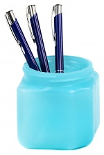 41-096-0050 - ESD pen holder, light blue, 450 ml, WL32430