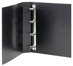 41-090-1568 - ESD ring binder DIN A4, black, spine width 55 mm/ 4 ring, WL26672