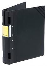 41-090-6024 - ESD ring binder DIN A4, black, back width 50 mm/4 ring, WL28878
