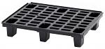 25-100-0106 - ESD pallet, 800x600x137 mm, 850 kg, WL32460
